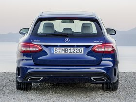 Ver foto 23 de Mercedes Clase C Estate C250 Bluetec AMG Line Estate S205 2014