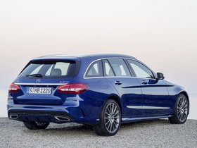 Ver foto 22 de Mercedes Clase C Estate C250 Bluetec AMG Line Estate S205 2014