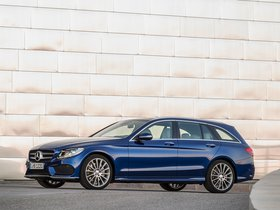Ver foto 16 de Mercedes Clase C Estate C250 Bluetec AMG Line Estate S205 2014