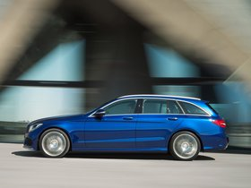 Ver foto 14 de Mercedes Clase C Estate C250 Bluetec AMG Line Estate S205 2014