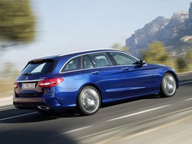Ver foto 31 de Mercedes Clase C Estate C250 Bluetec AMG Line Estate S205 2014