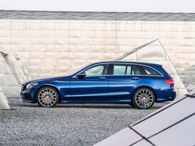 Ver foto 10 de Mercedes Clase C Estate C250 Bluetec AMG Line Estate S205 2014