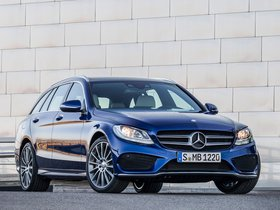 Ver foto 9 de Mercedes Clase C Estate C250 Bluetec AMG Line Estate S205 2014