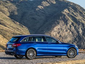 Ver foto 7 de Mercedes Clase C Estate C250 Bluetec AMG Line Estate S205 2014