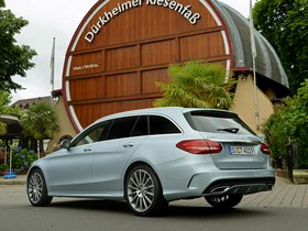 Ver foto 5 de Mercedes Clase C Estate C250 Bluetec AMG Line Estate S205 2014