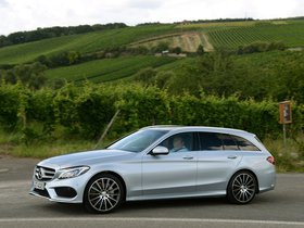 Ver foto 4 de Mercedes Clase C Estate C250 Bluetec AMG Line Estate S205 2014