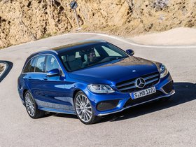 Ver foto 1 de Mercedes Clase C Estate C250 Bluetec AMG Line Estate S205 2014