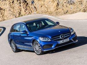 Fotos de Mercedes Clase C Estate C250 Bluetec AMG Line Estate S205 2014