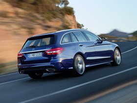 Ver foto 29 de Mercedes Clase C Estate C250 Bluetec AMG Line Estate S205 2014