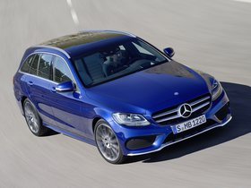 Ver foto 28 de Mercedes Clase C Estate C250 Bluetec AMG Line Estate S205 2014