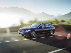 Ver foto 27 de Mercedes Clase C Estate C250 Bluetec AMG Line Estate S205 2014