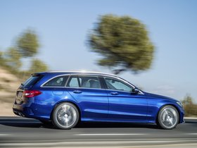 Ver foto 26 de Mercedes Clase C Estate C250 Bluetec AMG Line Estate S205 2014