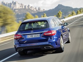 Ver foto 25 de Mercedes Clase C Estate C250 Bluetec AMG Line Estate S205 2014