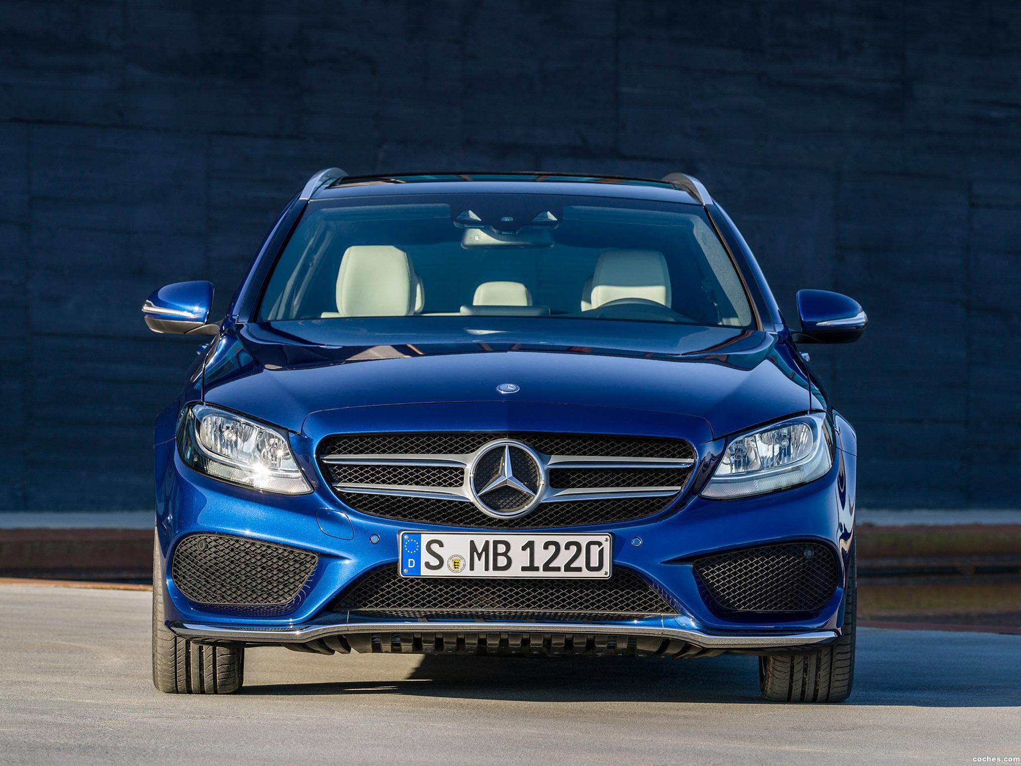 Foto 16 de Mercedes Clase C Estate C250 Bluetec AMG Line Estate S205 2014