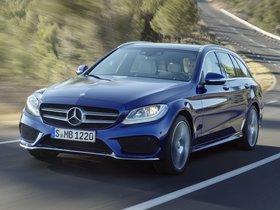 Ver foto 20 de Mercedes Clase C Estate 2014