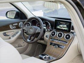 Ver foto 19 de Mercedes Clase C Estate C300 Bluetec Hybrid 2014