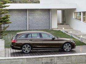 Ver foto 8 de Mercedes Clase C Estate C300 Bluetec Hybrid 2014