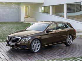 Ver foto 7 de Mercedes Clase C Estate C300 Bluetec Hybrid 2014