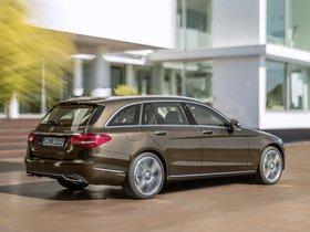 Ver foto 5 de Mercedes Clase C Estate C300 Bluetec Hybrid 2014