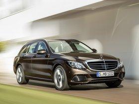 Ver foto 4 de Mercedes Clase C Estate C300 Bluetec Hybrid 2014
