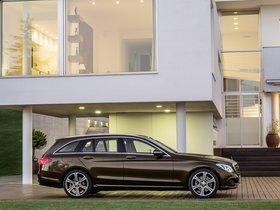 Ver foto 3 de Mercedes Clase C Estate C300 Bluetec Hybrid 2014