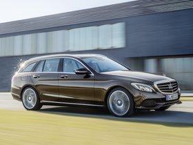 Ver foto 2 de Mercedes Clase C Estate C300 Bluetec Hybrid 2014
