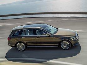 Ver foto 16 de Mercedes Clase C Estate C300 Bluetec Hybrid 2014