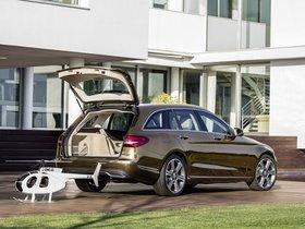 Ver foto 13 de Mercedes Clase C Estate C300 Bluetec Hybrid 2014