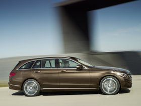 Ver foto 18 de Mercedes Clase C Estate C300 Exclusive Line Bluetec Hybrid  2014