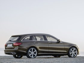Ver foto 17 de Mercedes Clase C Estate C300 Exclusive Line Bluetec Hybrid  2014