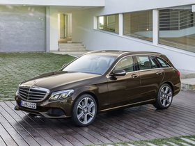 Ver foto 15 de Mercedes Clase C Estate C300 Exclusive Line Bluetec Hybrid  2014
