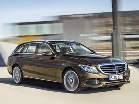 Ver foto 9 de Mercedes Clase C Estate C300 Exclusive Line Bluetec Hybrid  2014