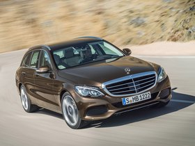 Fotos de Mercedes Clase C Estate C300 Exclusive Line Bluetec Hybrid  2014