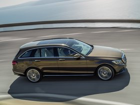 Ver foto 24 de Mercedes Clase C Estate C300 Exclusive Line Bluetec Hybrid  2014