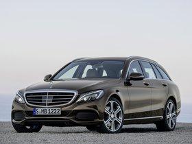 Fotos de Mercedes Clase C Estate C300 Exclusive Line Bluetec Hybrid  2014