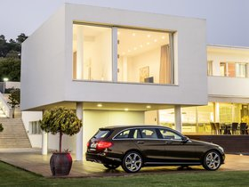 Ver foto 20 de Mercedes Clase C Estate C300 Exclusive Line Bluetec Hybrid  2014