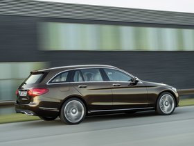 Ver foto 19 de Mercedes Clase C Estate C300 Exclusive Line Bluetec Hybrid  2014