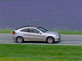 Ver foto 25 de Mercedes Clase C Sportcoupe 2001