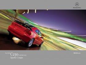 Ver foto 3 de Mercedes Clase C Sportcoupe 2001