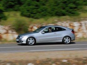 Ver foto 23 de Mercedes Clase C Sportcoupe 2001