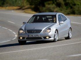 Ver foto 21 de Mercedes Clase C Sportcoupe 2001
