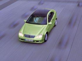 Ver foto 19 de Mercedes Clase C Sportcoupe 2001