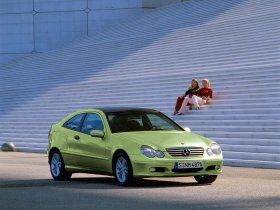 Ver foto 18 de Mercedes Clase C Sportcoupe 2001