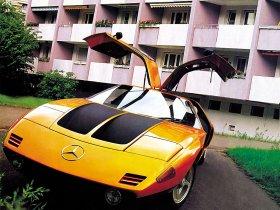 Ver foto 7 de Mercedes C111 Concept 1969