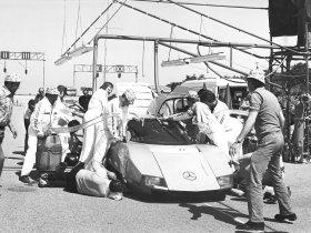 Ver foto 6 de Mercedes C111 Concept 1969