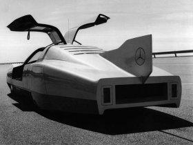 Ver foto 5 de Mercedes C111 Concept 1969