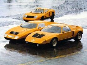 Ver foto 3 de Mercedes C111 Concept 1969
