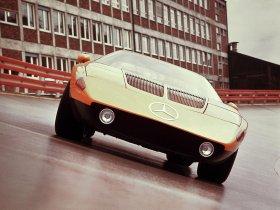 Ver foto 2 de Mercedes C111 Concept 1969