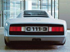 Ver foto 6 de Mercedes C111 III Diesel Concept 1978