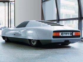 Ver foto 5 de Mercedes C111 III Diesel Concept 1978